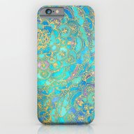 Sapphire & Jade Stained … iPhone 6 Slim Case