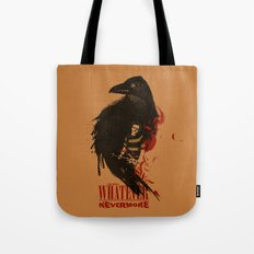 Oh Well, Whatever, Nevermore Tote Bag