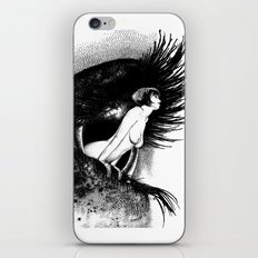 asc 602 - La spectatrice (Valentina at the gallery) iPhone & iPod Skin