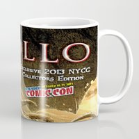 Apollo - NYCC 2013 Exclu… Mug