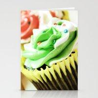 Birthday Treat Stationery Cards