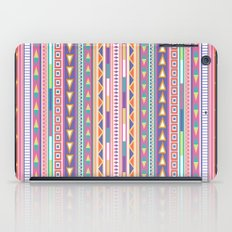 Geometric Pastel Pattern iPad Case