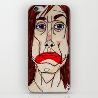 Iggy Pop iPhone & iPod Skin