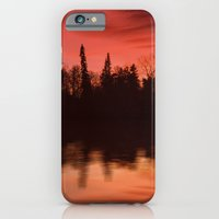 iPhone & iPod Case featuring Passing by the lake by Armine Nersisian