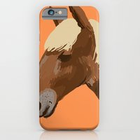 iPhone & iPod Case featuring Cadence by Les Gordon
