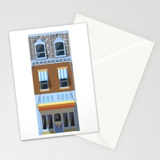 Day at the Movies Stationery Cards