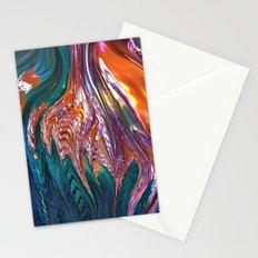 998 Fractal Stationery Cards