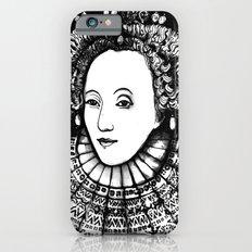 Queen Elizabeth I Portrait  iPhone 6s Slim Case