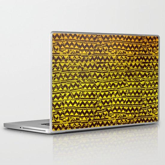 mosaic stripes Laptop & iPad Skin