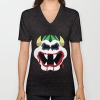 Joke's On You Bowser Unisex V-Neck