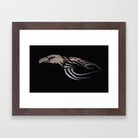 Eagles Soar Framed Art Print