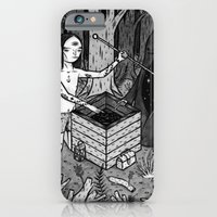 iPhone & iPod Case featuring THE RITUAL by G - K O K O