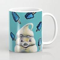 Pete and Pete Mr Tastee - Blue Tornado Bar Mug