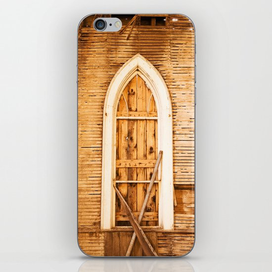 Church Window iPhone & iPod Skin