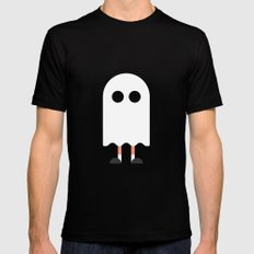 #24 Halloween SMALL Mens Fitted Tee Black