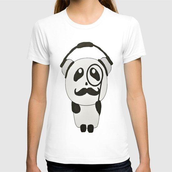 Professor Panda T-shirt