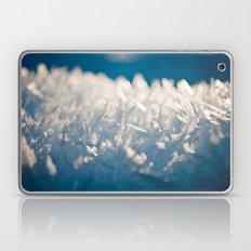 Mountain Snow Macro Laptop & iPad Skin