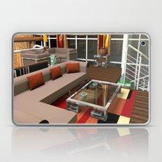 Loft Apartment Theatre Room  Laptop & iPad Skin