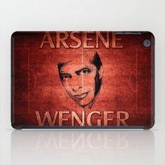 Arsene Wegner iPad Case