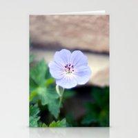Meadow Cranesbill II Stationery Cards