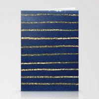 Nautical Sparkle Stationery Cards