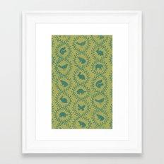 Animal Vines print 2 Framed Art Print