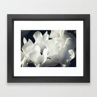 Fleurs du Martin Framed Art Print