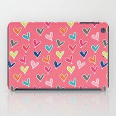 Blow Me One Last Kiss - Pink iPad Case