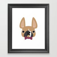 This Is Brix Framed Art Print