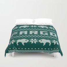 Fargo Sweater Duvet Cover