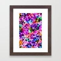 Spoiled Framed Art Print