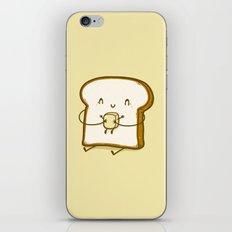 Bread & Butter iPhone & iPod Skin