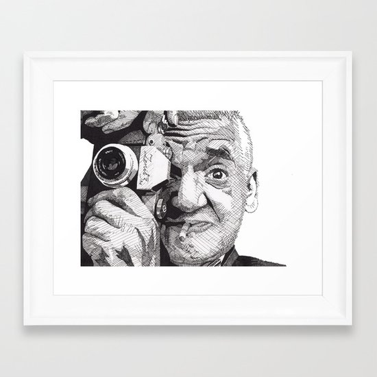 Weegee Framed Art Print