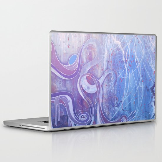 Electric Dreams II Laptop & iPad Skin