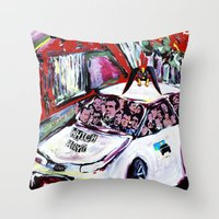 A Good Place To Start Throw Pillow