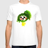 Sister Satine Mens Fitted Tee White SMALL