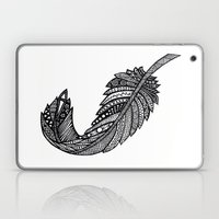 Feather 1 Laptop & iPad Skin