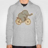 Elephant Cycle Hoody