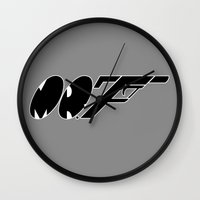 Mr. F (b) Wall Clock