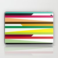 Irregular stripes #2 Laptop & iPad Skin