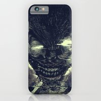 iPhone & iPod Case featuring Chaos by Ricardo Ajcivinac