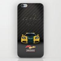 1995 McLaren F1 GTR Le Mans - Harrods Livery iPhone & iPod Skin