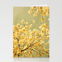 Vintage Spring Stationery Cards