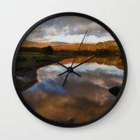 Rydal Water Wall Clock