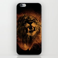 COSMIC KING iPhone & iPod Skin