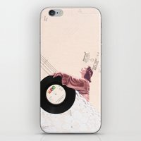 Lace & Vinyl iPhone & iPod Skin