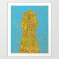 BUDDHA05 Art Print