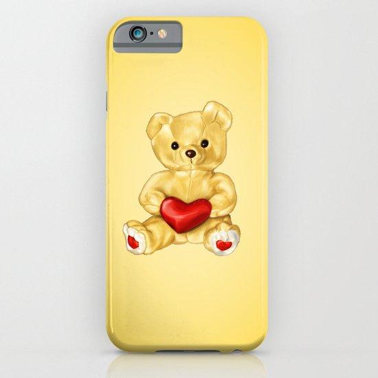 Teddy Bear Hypnotist iPhone & iPod Case