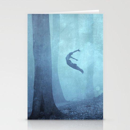 free spirit II Stationery Card