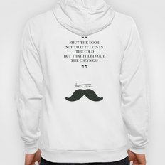 Mark Twain Quote - Cozyn… Hoody